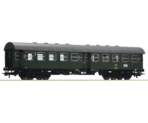 Roco Umbauwagen 2. Klasse DC, DB, Ep. IV (74576)
