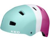 KED 5Forty Helm Kinder 3 Colors Retro Rave Kopfumfang M 54-58cm 2021 Fahrradhelm