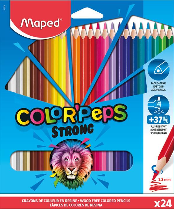 Maped Color'Peps Strong Buntstifte 24 St.