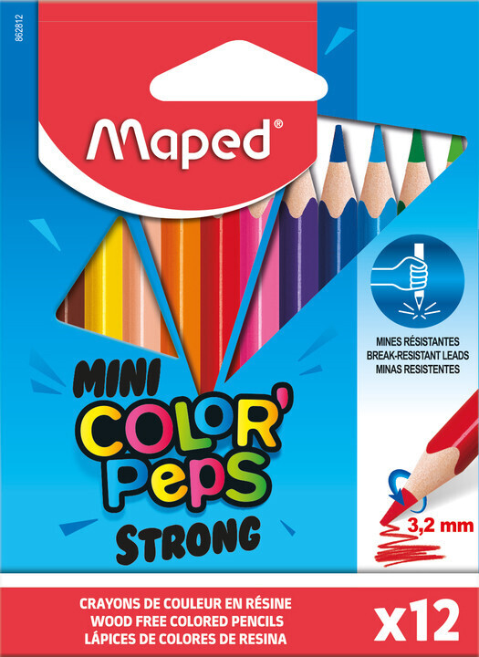 Maped Color'Peps Strong Buntstifte 12 St.