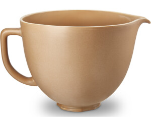 KitchenAid Keramikschüssel 4,7L fired clay