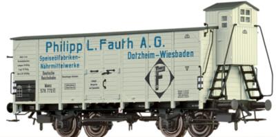 Brawa Güterwagen Kühlwagen