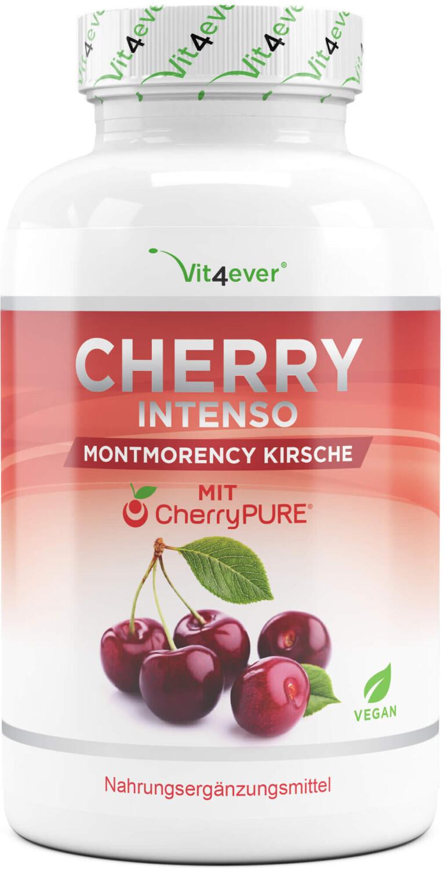 Vit4ever Cherry Intenso Kapseln (100 Stk.)