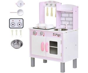 HomCom Kinderküche mit Zubehör (350-081)