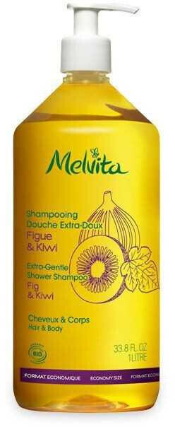 Melvita Extra Gentle Shower Shampoo (1l)