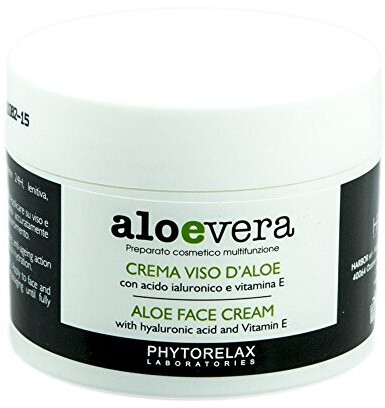 Phytorelax Aloe Face Cream (50 ml)