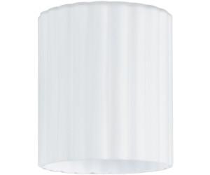 Paulmann URail Glas-Lampenschirm für Spots opal weiß (600.54)