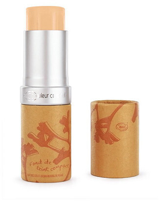 Image of Couleur Caramel Compact Foundation (16gr)