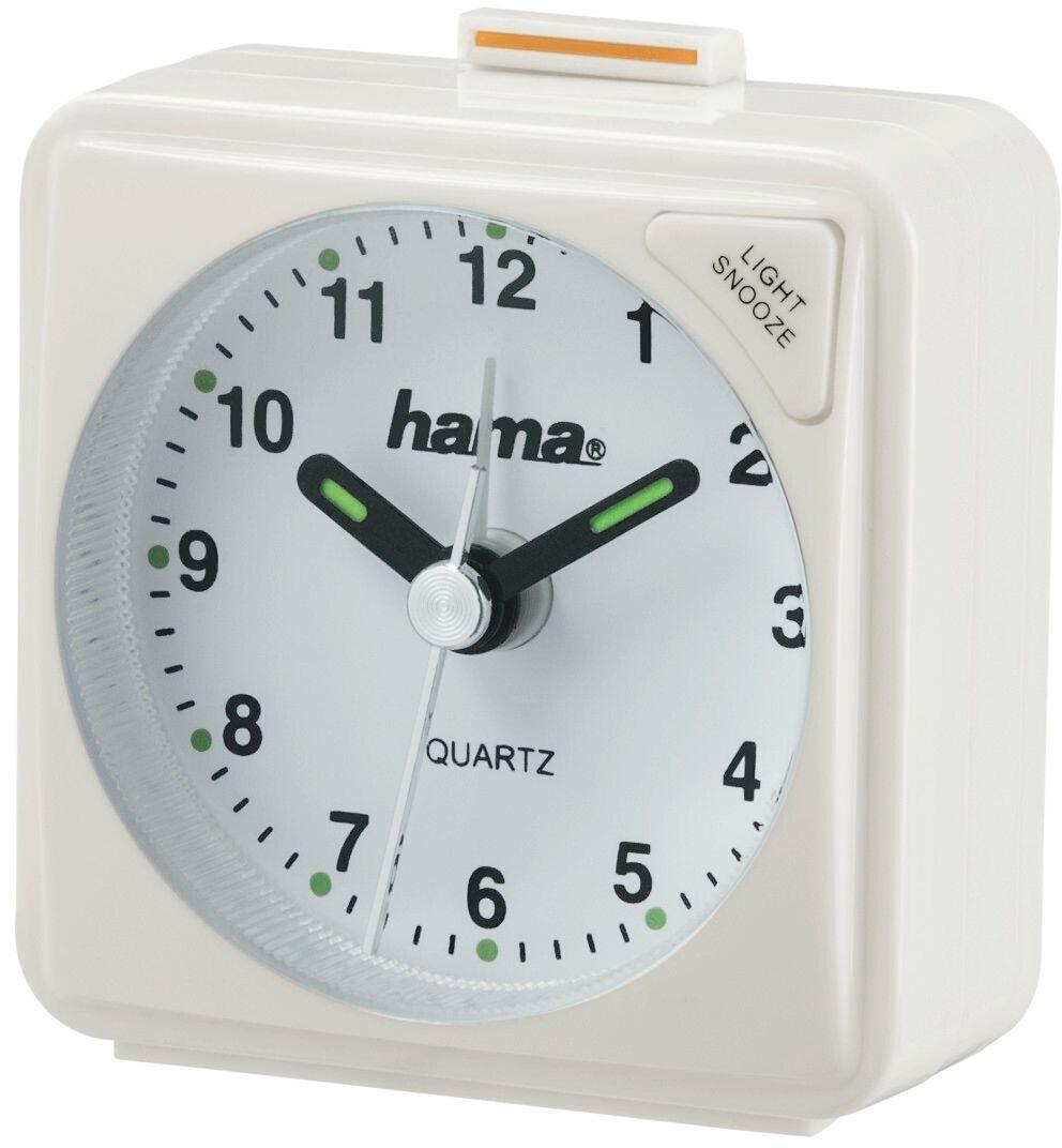 Hama Travel Alarm-Clock A50
