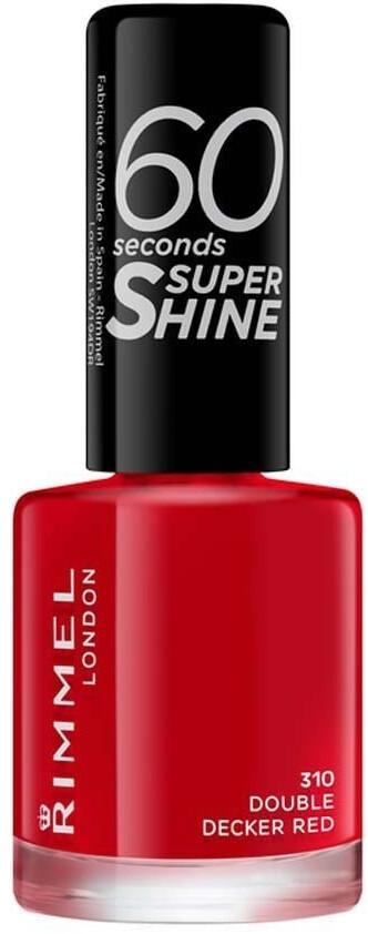 Rimmel London 60 Seconds Super Shine Nail Polish (8 ml)