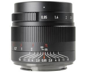 7artisans 35mm f0.95 MFT