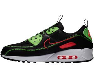 Nike Air Max 90 black/flash crimson/green strike/white au meilleur ...
