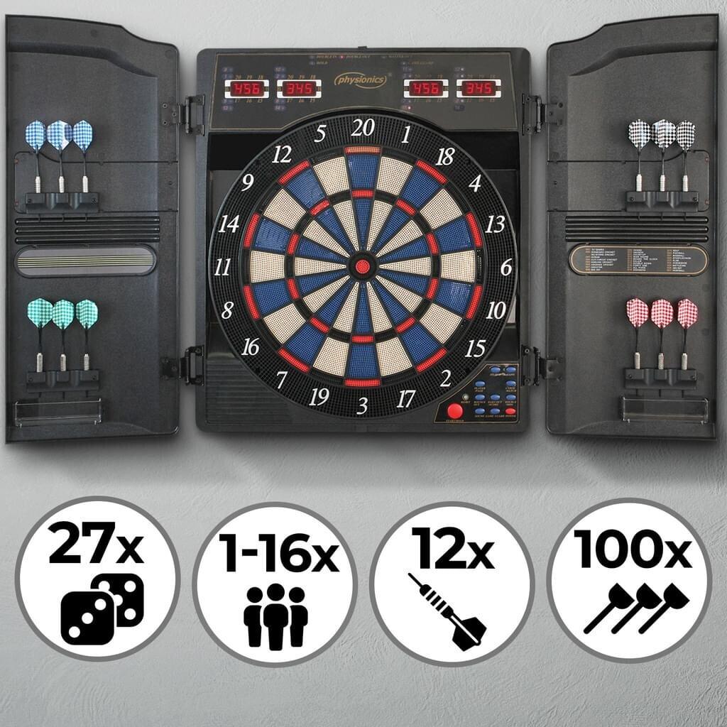 Physionics Dartboard E-Dart (43000)