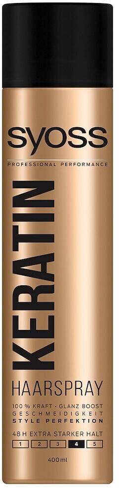 syoss Keratin Haarspray (400 ml)