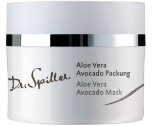 Dr. Spiller Aloe Vera Avocado Packung (50ml)