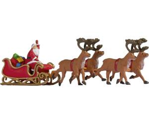 Noch Weihnachtsmann mit Schlitten (15924)
