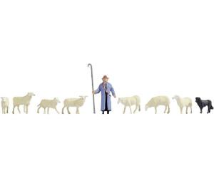 Noch Figuren Schafe und Schäfer (45748)
