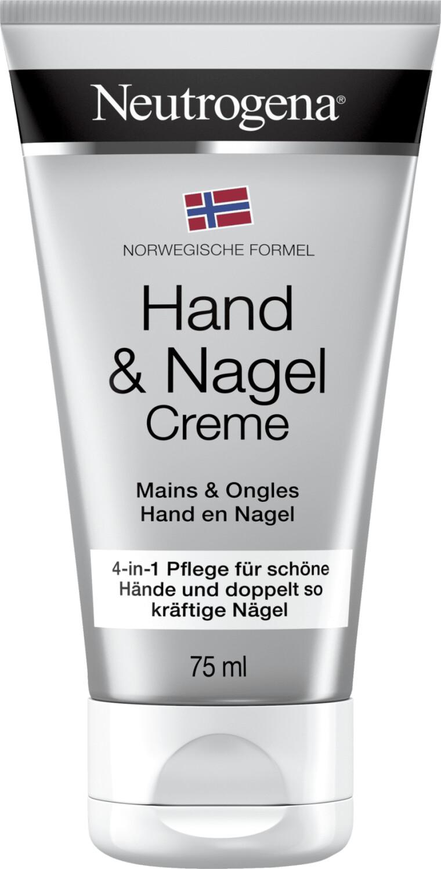 Neutrogena Hand und Nagel Creme (75ml)