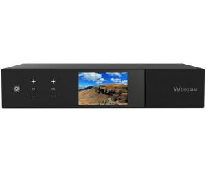 Vu+ Duo 4K SE 1x DVB-S2X FBC Twin Tuner