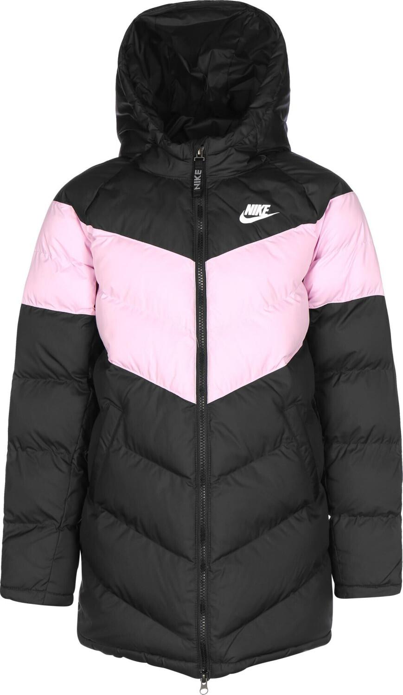 Nike Sportswear Synthetic-Fill Jacket Extra-Long black/light arctic pink/black/white