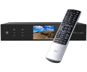 Vu+ Duo 4K SE BT-Edition 2x DVB-S2X FBC Twin Tuner