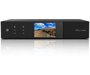Vu+ Duo 4K SE 2x DVB-S2X FBC Twin Tuner 500GB