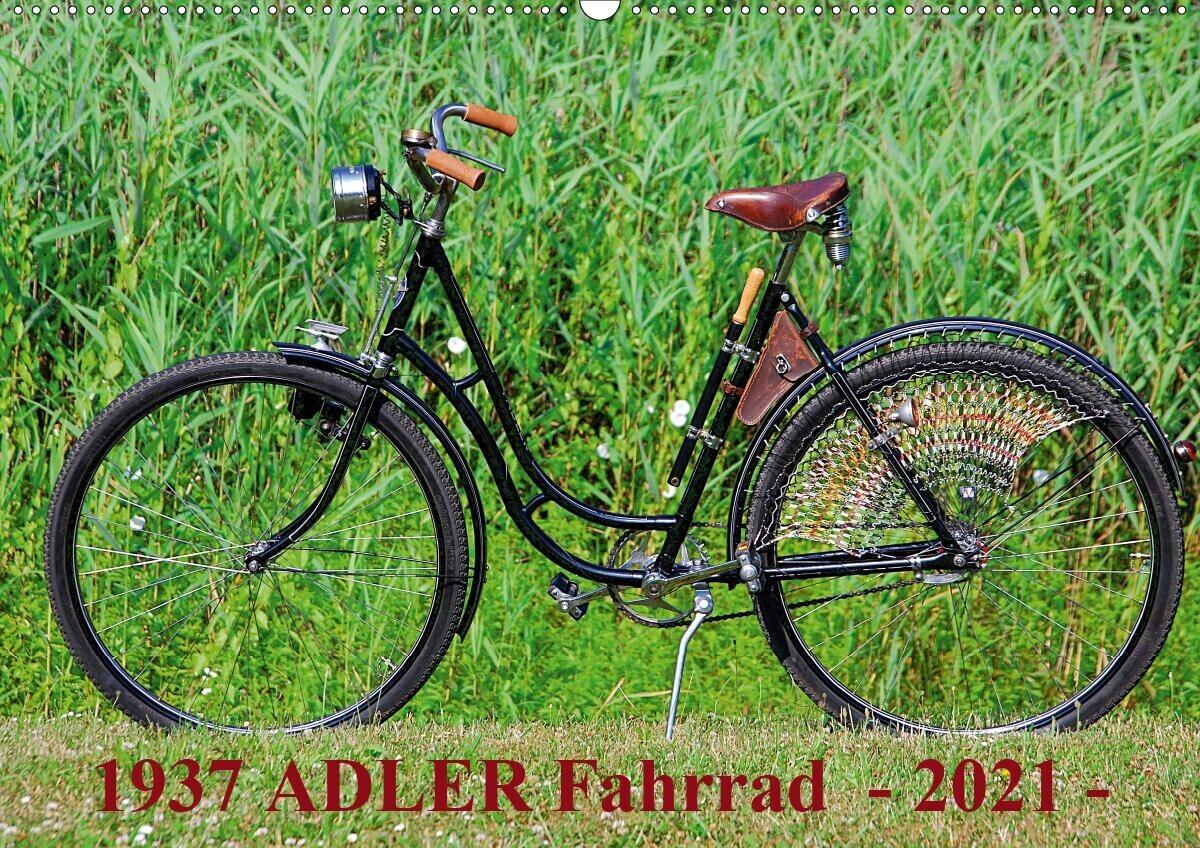 Calvendo 1937 ADLER Fahrrad 2021