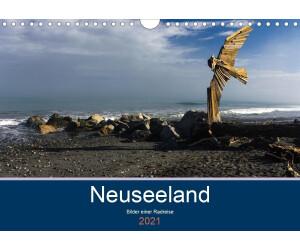 Calvendo Neuseeland 2021 - Bilder einer Radreise