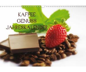 Calvendo Fotokalender Kaffee Genuss Jahreskalender 2021