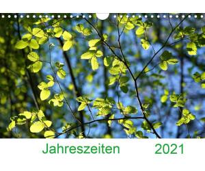 Calvendo Fotokalender 2021 Jahreszeiten