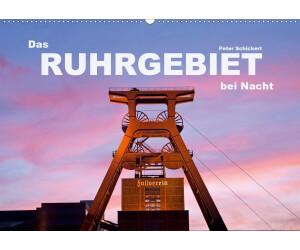 Calvendo Das Ruhrgebiet bei Nacht 2021