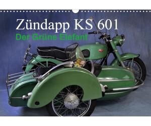 Calvendo Zündapp KS 601 2021