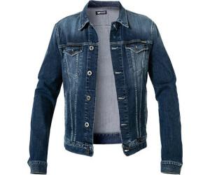 Gas Jeans Herren PulloverSweatshirt mit Applikation an Kragen und Abschlussbu