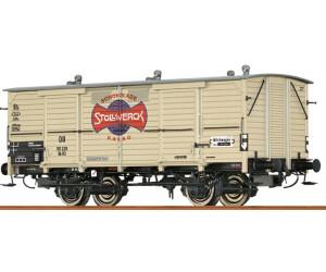 """Brawa Milchwagen Gh 03 """"Stollwerk"""", DB, Ep. III (48661)"""