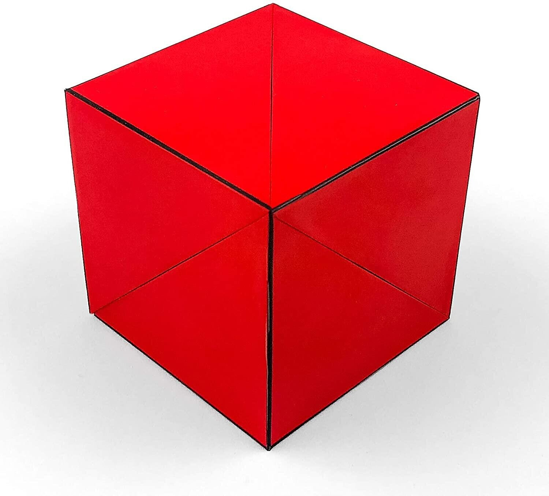 GeoBender Cube Primary magnetisches 3D Puzzle