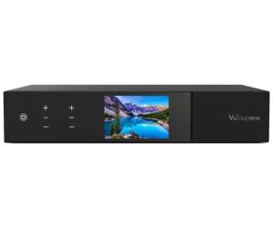 Vu+ Duo 4K SE 2x DVB-S2X FBC Twin Tuner 1TB