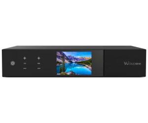 Vu+ Duo 4K SE 1x DVB-S2X FBC Twin Tuner 1TB