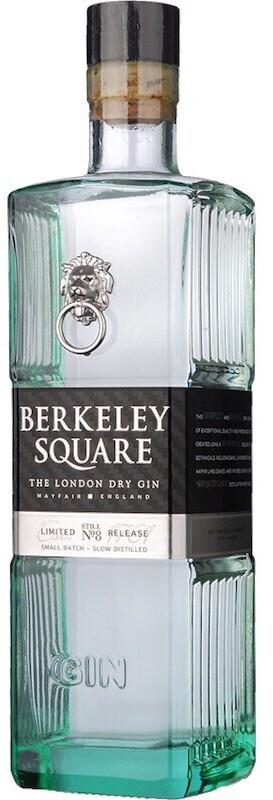 Greenall's Berkeley Square London Dry Gin 0,7l 46%