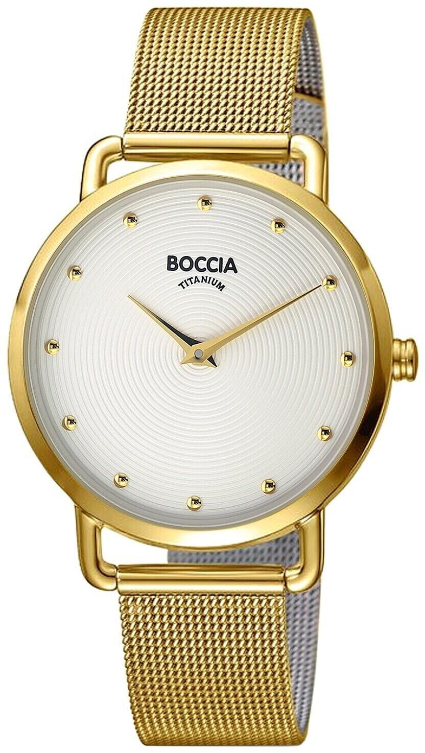 Boccia Armbanduhr 3314-06