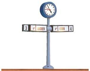 Brawa Bahnhofsuhr mit Richtungsanzeiger (5290)