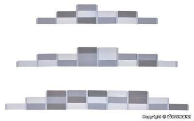 Kibri Schallschutzwand (38624)