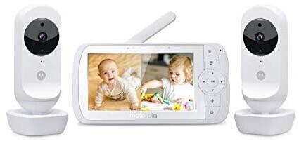 Image of Motorola Babyphone Ease 35 Twin