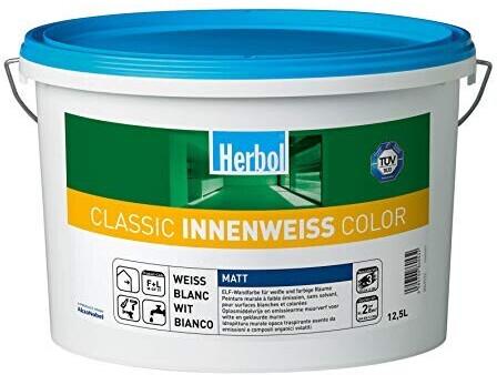 Herbol Herbol Classic Innenweiss  2,5 l