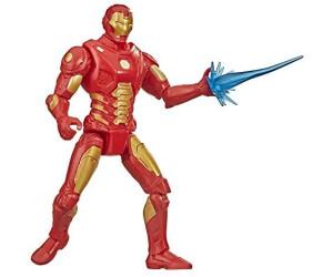 Hasbro Avengers Ganme 6in Figure Iron Man Overclock (F02805X0)