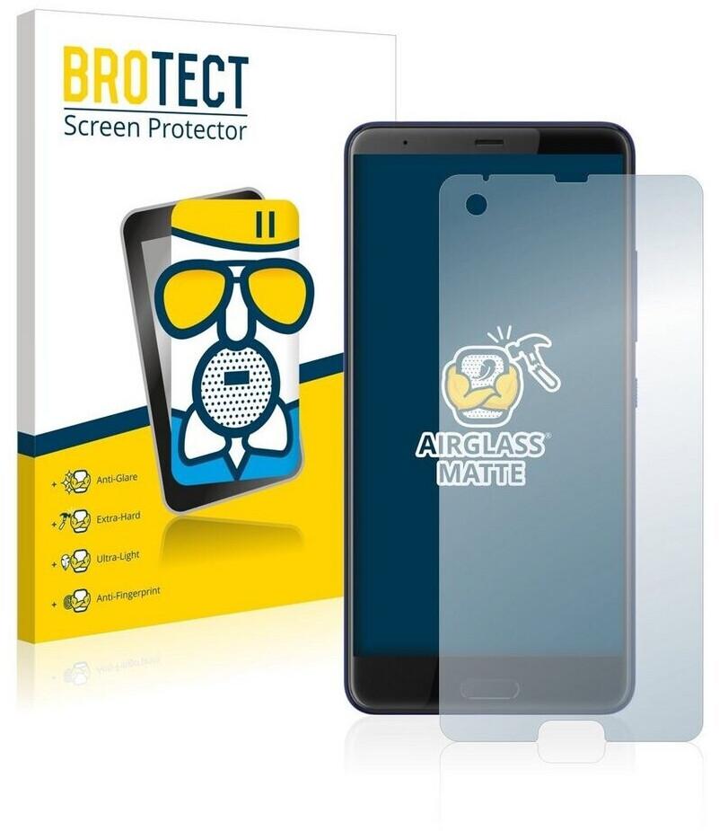 BROTECT Entspiegelungs-Panzerglasfolie für HTC U Ultra