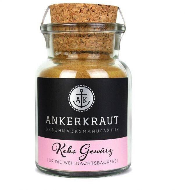Ankerkraut Keks Gewürz (60g)