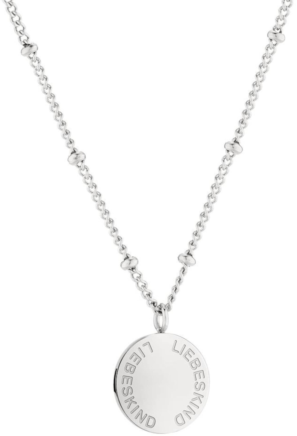 Liebeskind Halskette LJ-058-N-46 silber