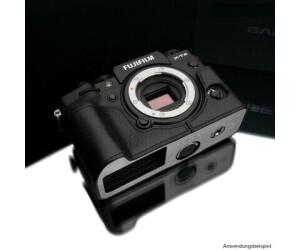 GARIZ Half Case für Fujifilm X-T4  schwarz