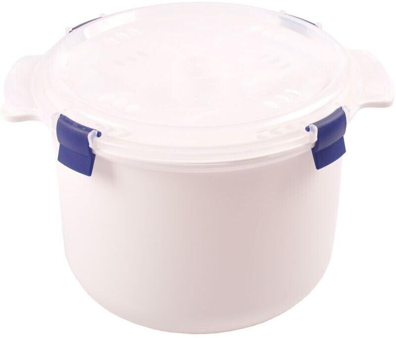 plast1 Mikrowellen-Reiskocher 2,6L