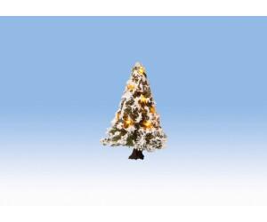 Noch Beleuchteter Weihnachtsbaum mit 10 LEDs (22110)